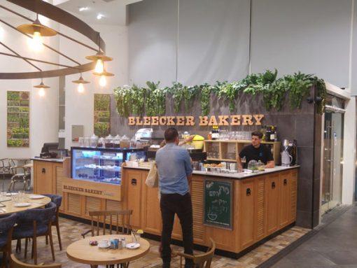 שילוט בית קפה בלאק ברי